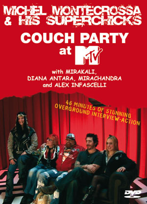 Couch Party at MTV